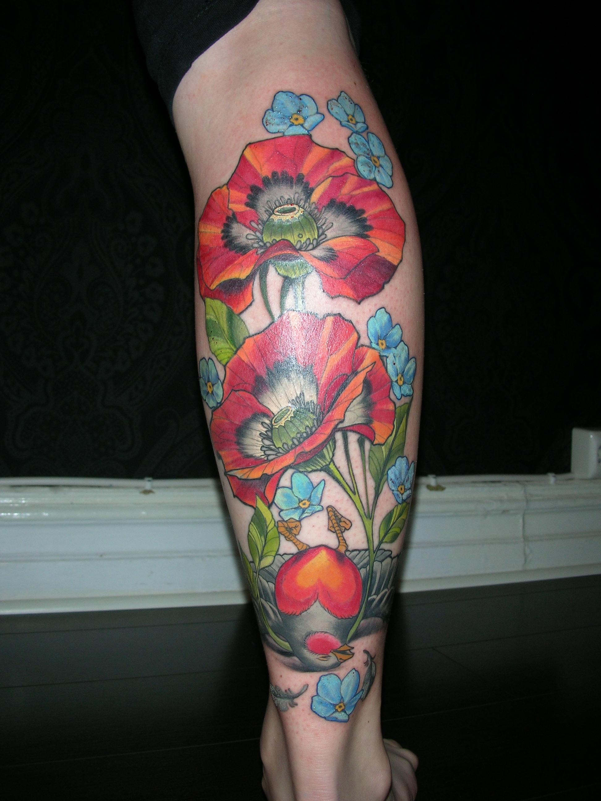 poppysparrow